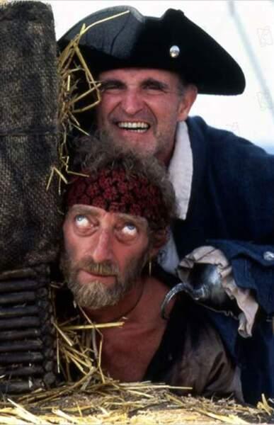 Barbe d'or et les pirates (1983)