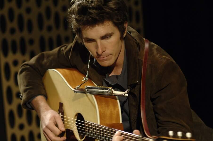 Dans I'm Not There, (2007) il est Bob Dylan période folk du début des années 60.