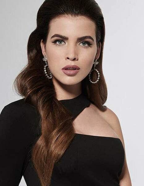 Alena Spodynyuk, Miss Ukraine