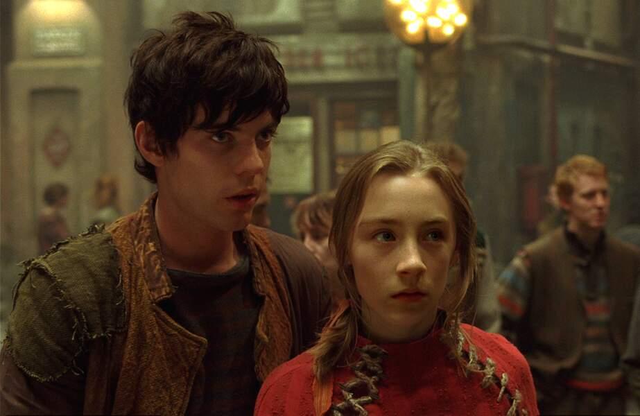 Changement radical de style, avec la Cité de l'Ombre, film fantastique de 2008.