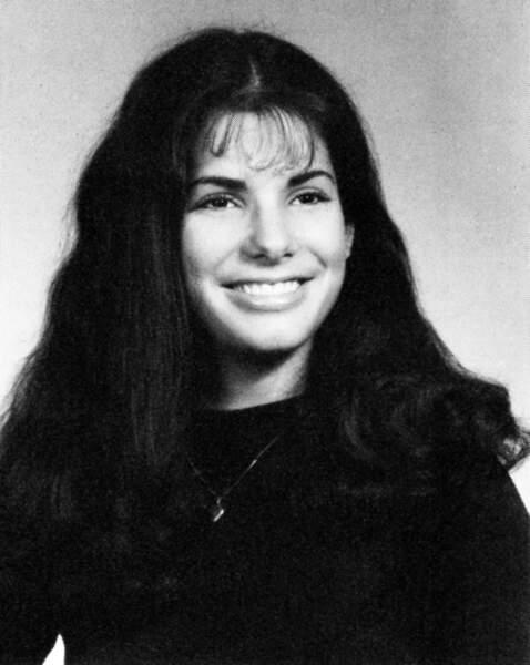 Sandra Bullock en 1982