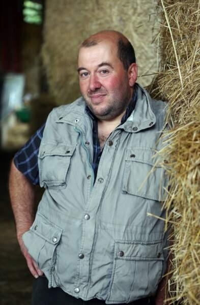 Didier, 41 ans, élève des vaches et des chèvres.
