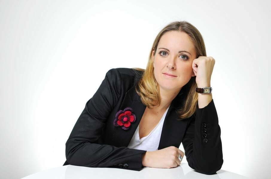 L'humoriste Charline Vanhoenacker (41 ans).