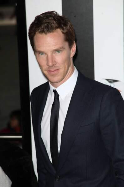 Benedict Cumberbatch est le 2e homme le plus sexy au monde selon Glamour. Il nous a convaincus !