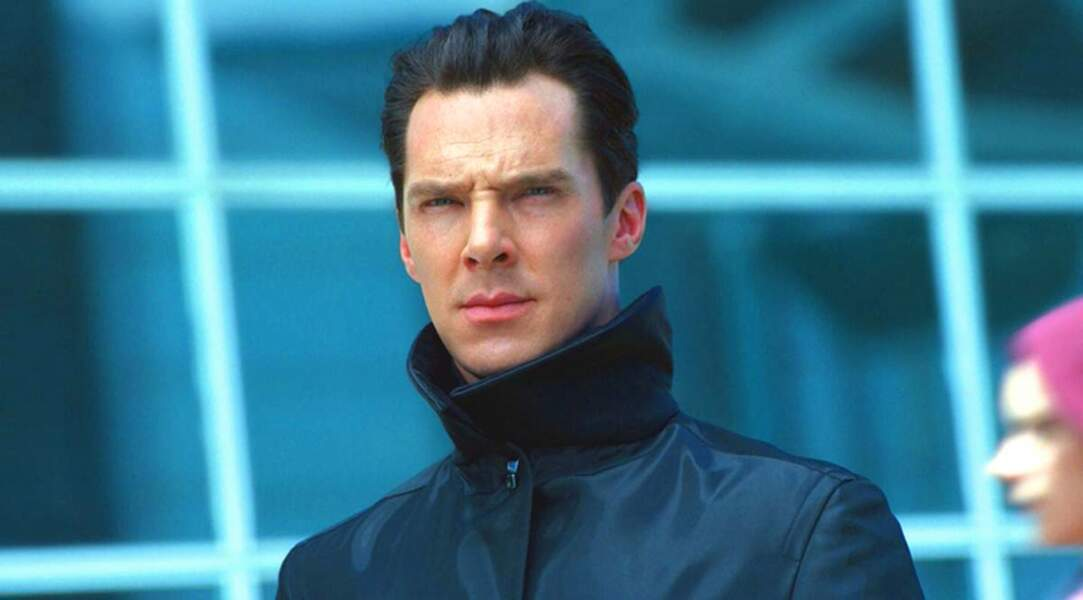 Cheveux en arrière dans Star Trek into the darkness (2013)