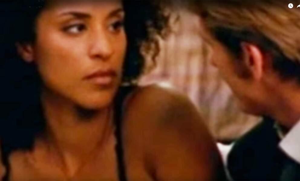 L'actrice ne rebondit pas vraiment sur petit ou grand écran sauf pour de petits rôles (ici la série The Job, 2002)