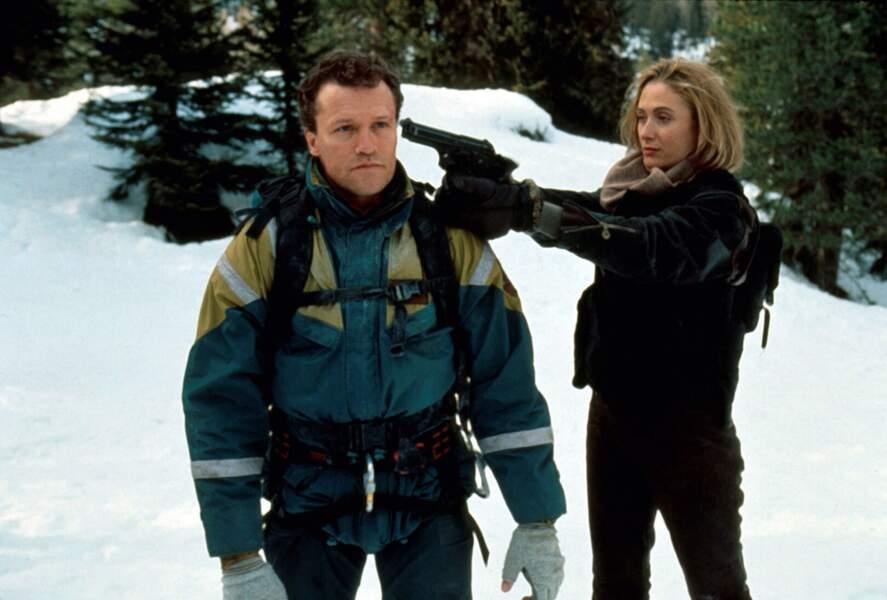 En 1993, il était au casting de Cliffhanger : traque au sommet de Renny Harlin
