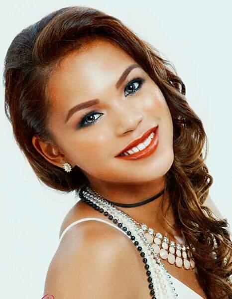 Muneka Joy Cruz Taisipic, Miss Guam