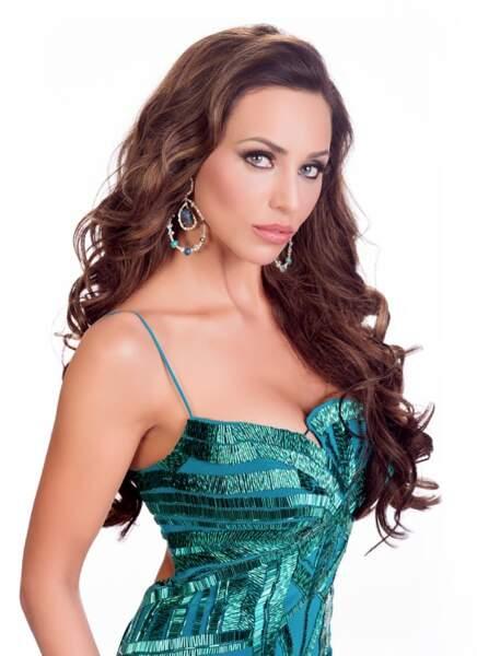 Chanel Beckenlehner, Miss Canada 2014