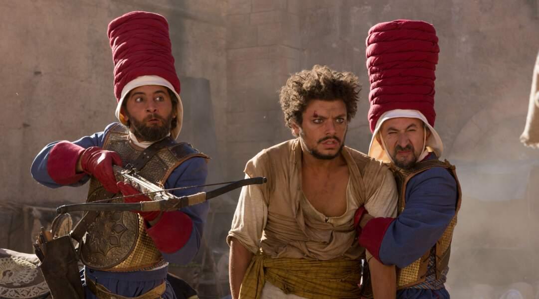Les Nouvelles aventures d'Aladin (sortie le 14 octobre)