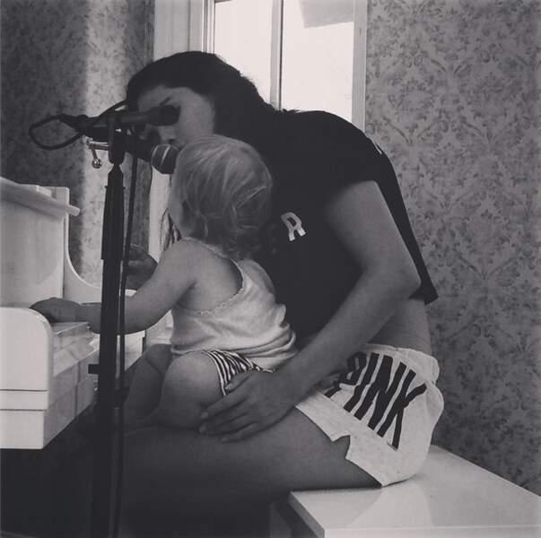 Selena Gomez a-t-elle des envies de maternité ?
