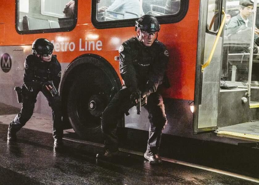 Toujours une attaque dans les transports publics