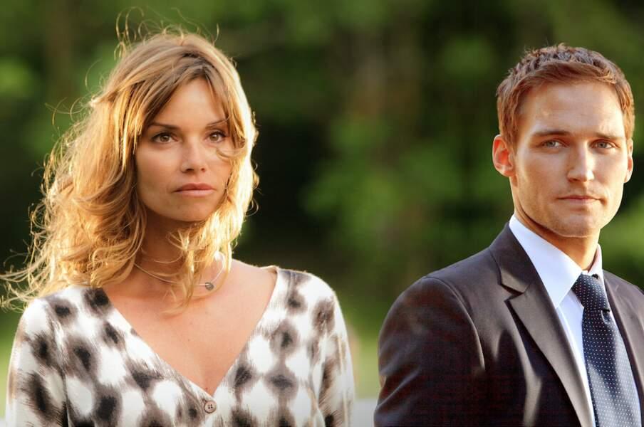 Dans Les Toqués, le charmant François-David Cardonnel donnait la réplique à Ingrid Chauvin en 2010