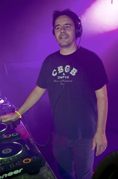 100. Laurent Garnier (@laurentgarnier) - Disc-jockey (100 297 followers)