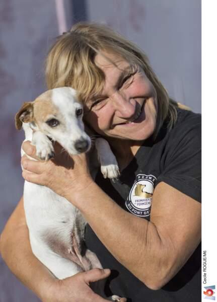 Bernadette, 57 ans, ouvrière agricole, Hauts-de-France