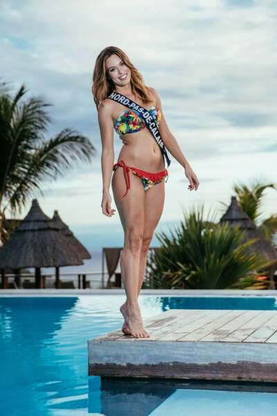 Laurine Maricau, Miss Nord-Pas-de-Calais