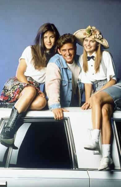 """Elle joue le personnage de Jeannie dans la série """"Ferris Bueller"""""""
