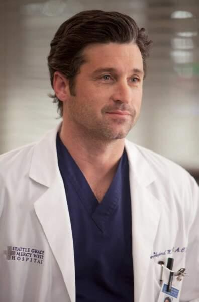 5 - Patrick Dempsey (Grey's Anatomy) : 350 000 dollars par épisode