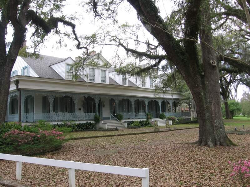 La plantation des Myrtles, Louisiane