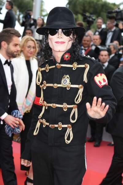 Sosie de Michael Jackson