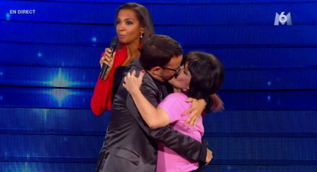 Et un langoureux baiser d'Angel Llàcer. Vive le mariage pour tous !