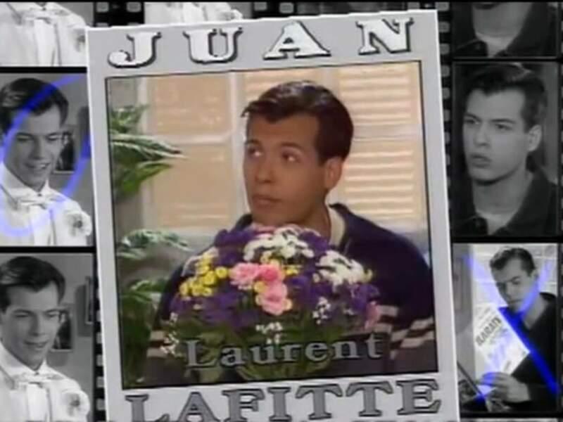 Laurent Laffite a eu une belle carrière depuis qu'il a incarné Juan dans Classe mannequin