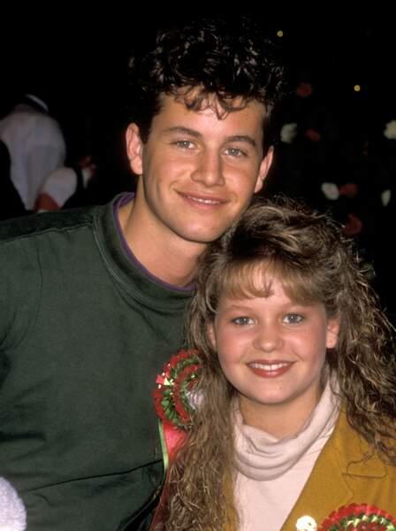 Deux enfants stars : sa soeur Candace était l'une des héroïnes de la série La Fête à la maison