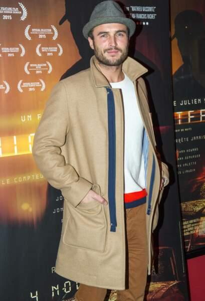Il a décroché en 2016 l'un des rôles principaux dans le film Night Fare de Julien Seri.