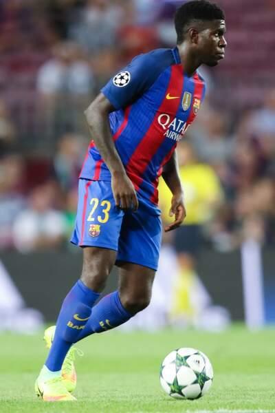 Nouvelle recrue en provenance de Lyon, Samuel Umtiti réussit son intégration barcelonaise