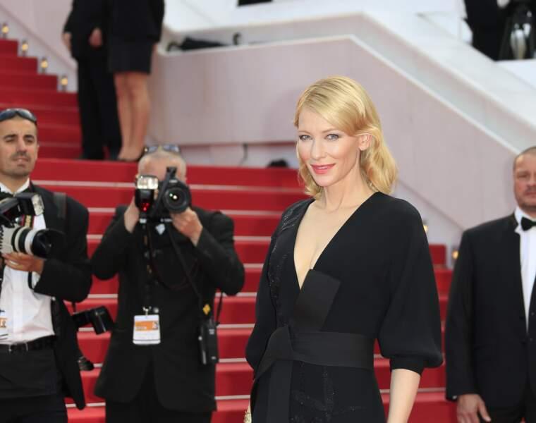Cate Blanchett prochainement dans le film Truth