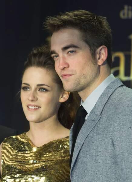 Ils ont fait rêver les fans dans la saga Twilight : qui eût cru que Kristen Stewart tromperait Robert Pattinson ?
