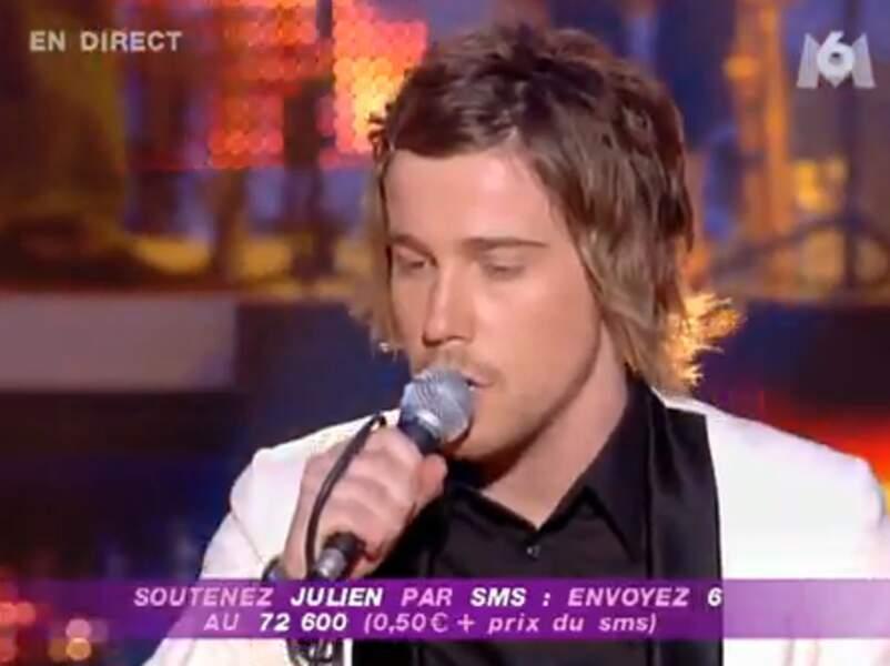 Julien Doré (saison 5)