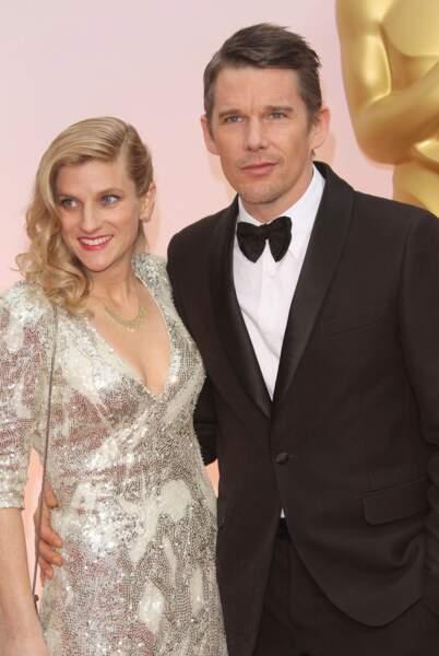 ... la nounou de leurs enfants, Ryan Shawhughes. Uma Thurman demande le divorce en 2005 après les aveux...