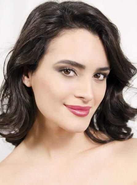 Miss Paraguay : Maquenna Gaiarin Diaz