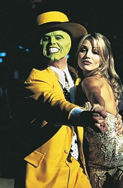 1994 - The Mask | Jim Carrey et Cameron Diaz