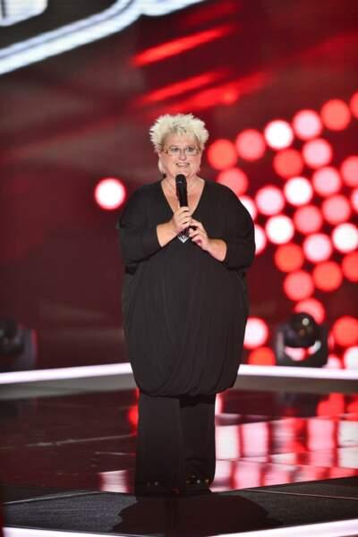 Ketlyn, 56 ans, talent de l'équipe de Florent Pagny