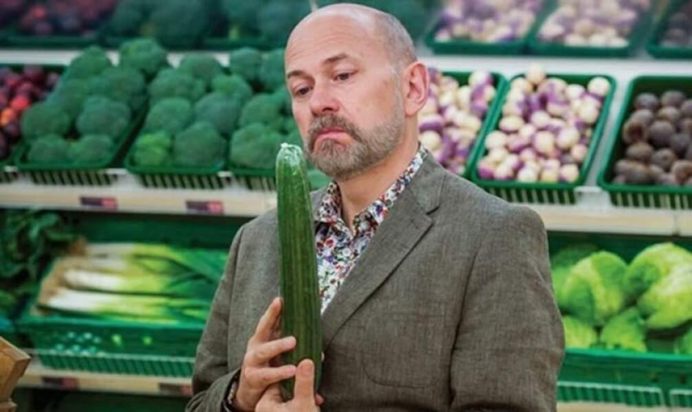 Vincent Franklin - Henry Best dans Cucumber