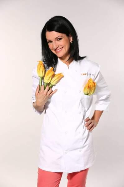 Marjorie MALTAIS, candidate de Top Chef 5
