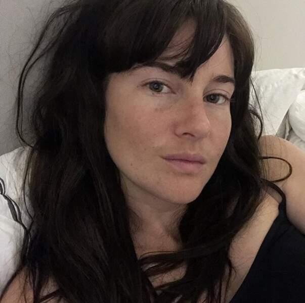Shaïlene Woodley prête à aller dormir