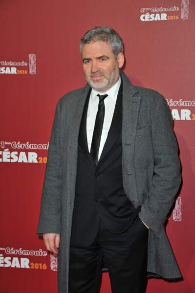 Stéphane Brizé, réalisateur de La loi du Marché