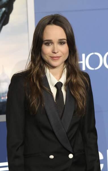 Ellen Page (21 février 1987)