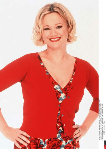 Caroline Rhea incarnait la drôle et pétillante tante Hilda