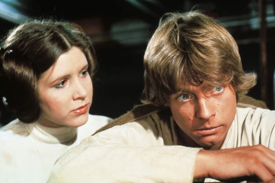 Luke et Leia : une fraterie légendaire