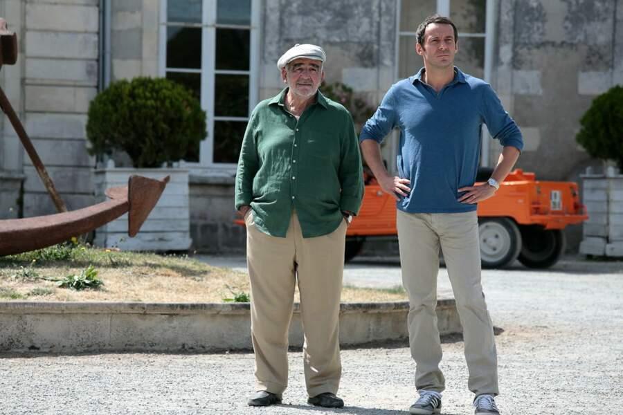 Julien Boisselier et Jean-Louis Foulquier
