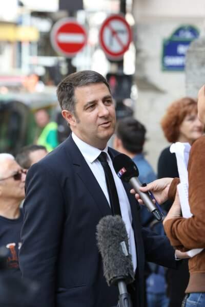 Laurent Guimier, le tout nouveau patron d'Europe 1, la station sur laquelle Pierre Bellemare a longtemps officié
