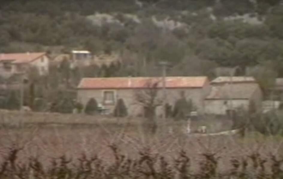 La maison de Vailhauquès, Languedoc-Roussillon
