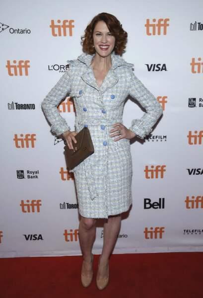 Lauren Lee Smith a joué dans le film The Shape of Water et dans les séries This Life et Frankie Drake Mysteries