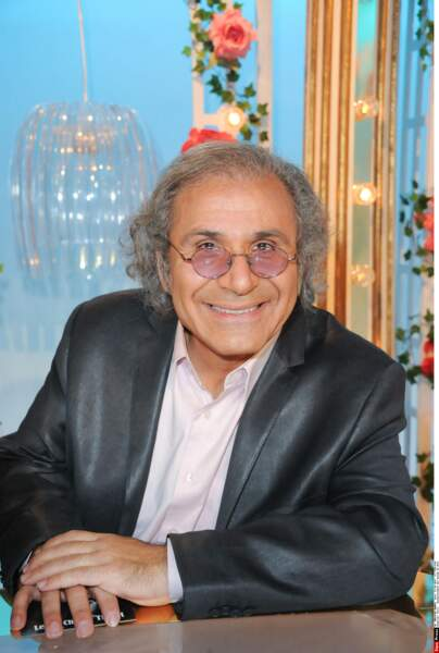 Frédéric Zeitoun, le chroniqueur musical de France 2, fait sa rentrée 2013, au lycée Vincent Scotto