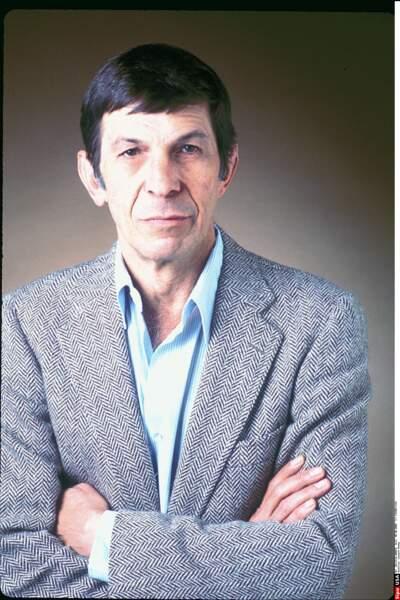 Leonard Nimoy, l'interprète du monsieur Spock dans Star Trek, est mort à l'âge de 83 ans.
