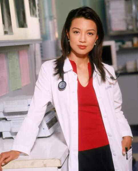 Le docteur Jing-Meï Chen joué par Ming-Na Wen